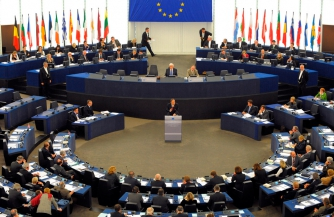 Весеннее обострение в парламенте ЕС