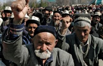 Бишкек на спине союзника
