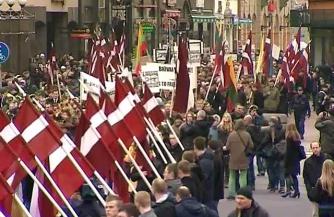 «Демократия» - это марш СС