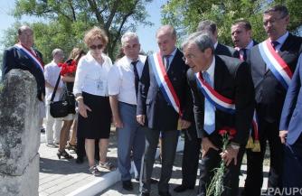 Французы и Крым