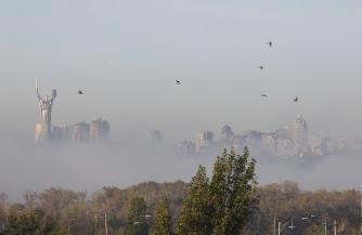 Туман случайной Украины