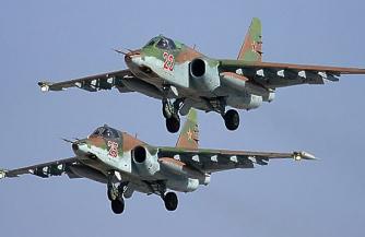 Русское небо над Сирией