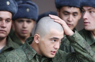 Преступников отправят в армию
