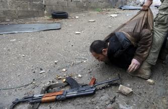 В Сирии уничтожены бандеровцы