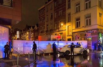Брюссель — тоже город «духов»