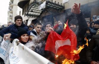 Кубанские казаки против Эрдогана