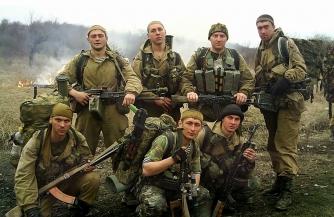 Казак - русский универсальный солдат