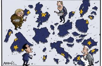 ЕС трещит по швам