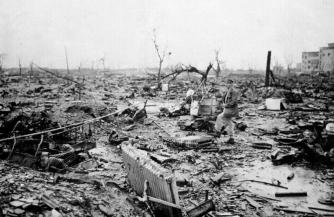 Вместо Варшавы — ядерная пыль