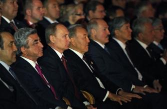 Евразийцы против атлантистов