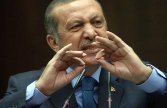 Эрдогана ускоренно сливают