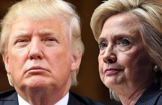 Пустышка Трамп против серой Клинтон