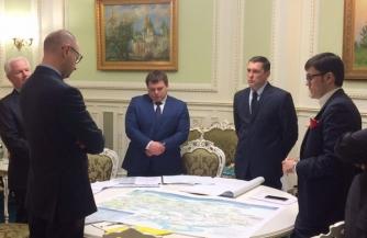 Киев во власти чужих