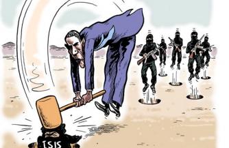 Как Штаты кормят ИГИЛ