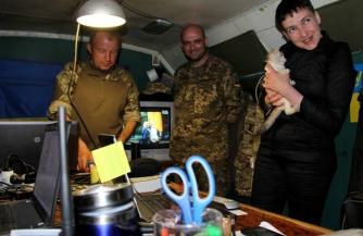 """Украинский ослик и Надя """"не дум-дум"""""""