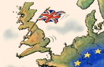 Brexit гниющей Британии