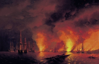 Империя в Средиземноморье: первый ход