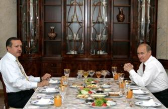 Аппетит Эрдогана растет