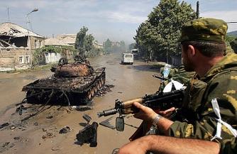 Гроза на Кавказ надвигается…