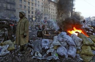 Украина означает упадок