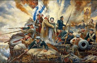 Война против Русского мiра