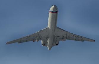 Под Сочи упал Ту-154 Минобороны