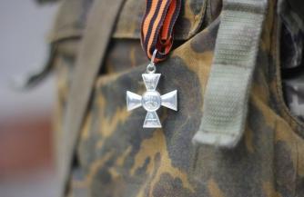 Новороссия – передовая линия войны
