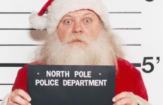 Наручники для Санта-Клауса