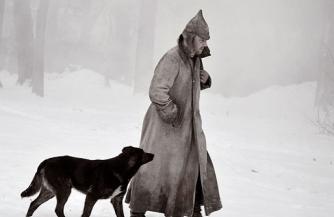 Одинокий красноармеец Лукашенко