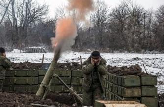 Окопная война Донбасса