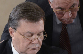 Януковичу не отмыться