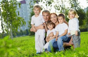 Рождаемость русских
