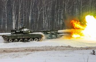 """""""Бог войны"""" в Донбассе"""