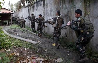 Армия против наркокартелей