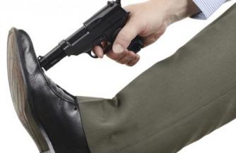 Америка стреляет себе в ногу