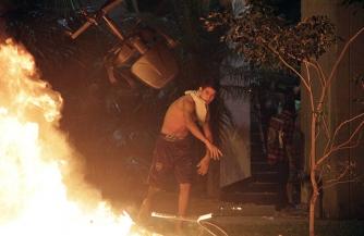 Политический пожар в Парагвае