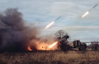 На Донбассе ожидается «Буря»