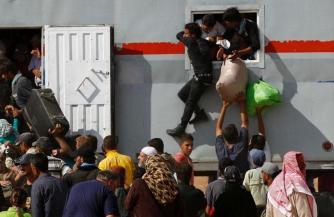 Майдауны недовольны мигрантами