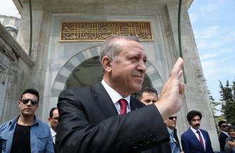 Паша турецкий Эрдоган