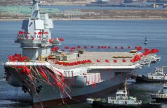 Поднебесная строит флот