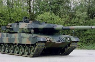 Немцы готовят танки