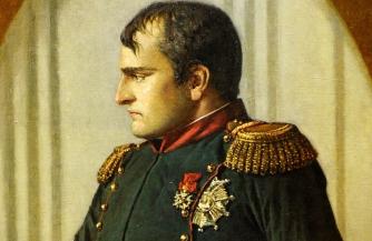 """Новый """"царь"""" Наполеон"""