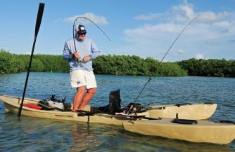 Каяки для рыбной ловли: особенности и преимущества