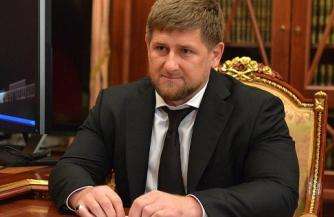 Рамзан Кадыров — за Белого Царя