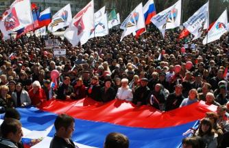 Сколько в Крыму русских