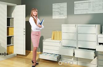 Производственная мебель от компании «Юнона» в Москве и области