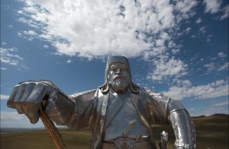 Чингиз-хан ушел в себя