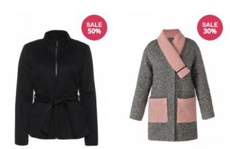 Ищем модное пальто: трендовые акценты