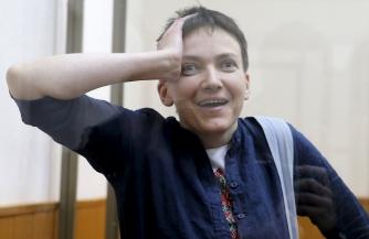 Из Саакашвили вылепят Савченко