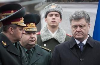 Генералы отказали Порошенко